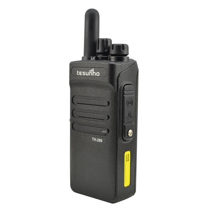 Transceptor de radio bidireccional Smart Rugged de doble vía